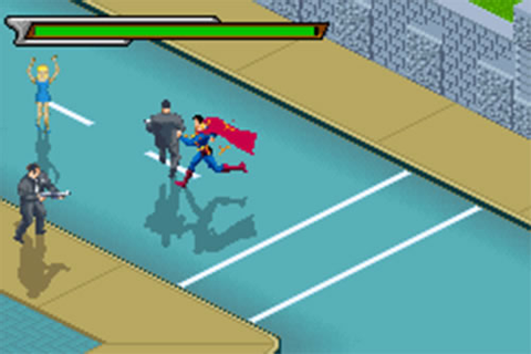 Superman: Countdown to Apokolips Review for GBA (2003 ...