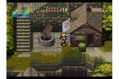 Alundra Screenshots for PlayStation - MobyGames