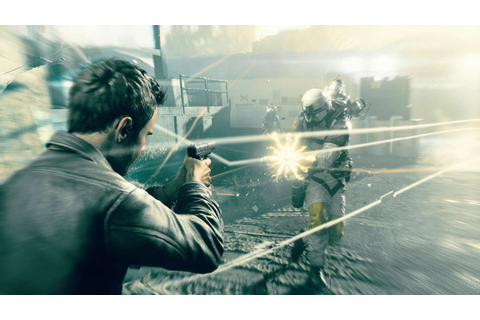 Quantum Break Review | Digital Trends