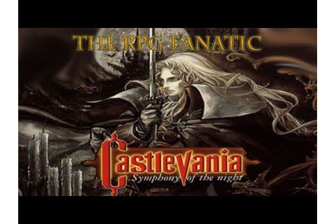 RPG Fanatic: Castlevania Symphony of the Night Video Game ...