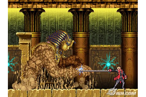 Castlevania Portrait Of Ruin (NDS) 2006 | Torrent Games ...