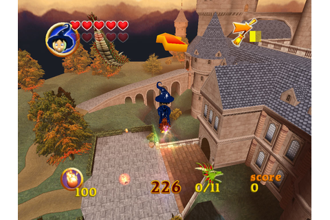 Billy the Wizard: Rocket Broomstick Racing Screenshots for ...