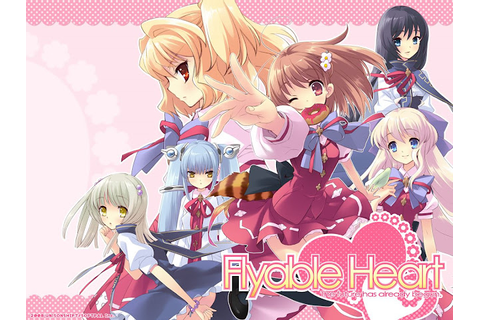 [PC / EN] Flyable Heart [18+] | Eroge Games Blog