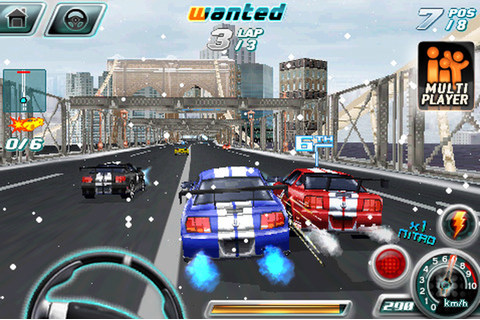 Gameloft's Asphalt 4 Elite Racing Now Available [Video ...