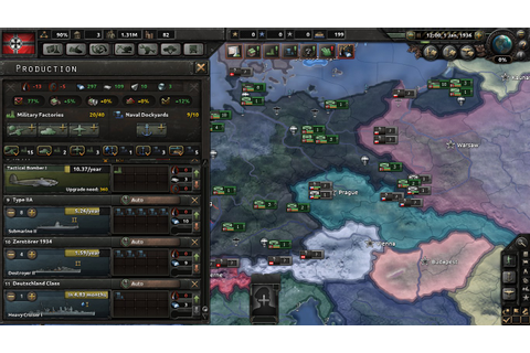 Hearts of Iron IV - Beginner's Guide - GameplayInside