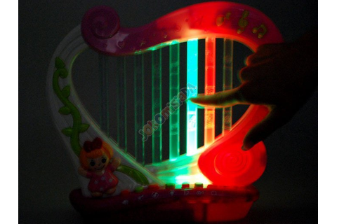 Magical fairy lights HARP game playing IN0043 | toys ...