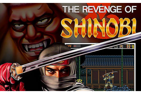 The revenge of shinobi for Android - Download APK free