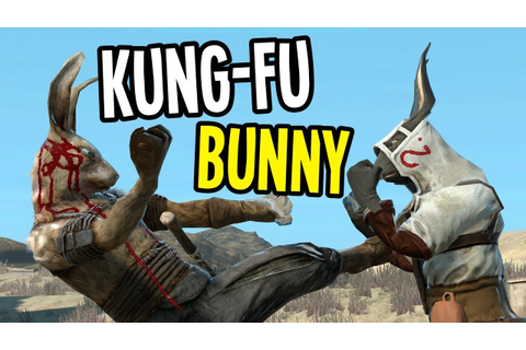 KUNG-FU BUNNY vs EVIL OVERLORDS!! - Overgrowth Gameplay ...