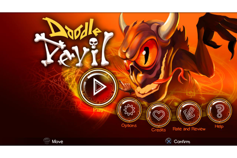 Doodle Devil on PS3 | Official PlayStation™Store US