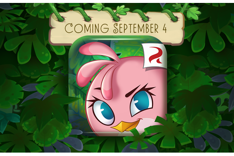The very first Angry Birds Stella game is coming September ...
