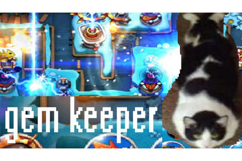 Gem Keeper Tower Defense iPad iPhone Game $3 - YouTube