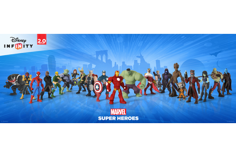 DISNEY INFINITY MARVEL SUPER HEROES GAME ON PLAYSTATION 3 ...