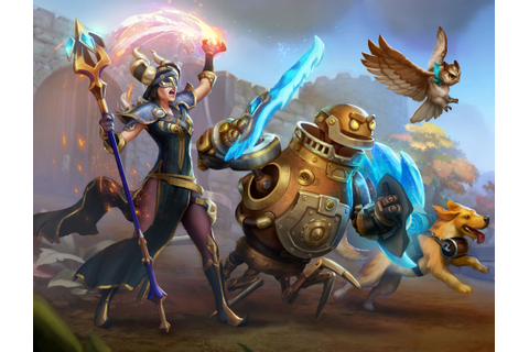 Torchlight series returns with shared-world action-RPG ...