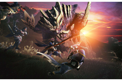 Monster Hunter Rise revealed - and coming to Switch in ...