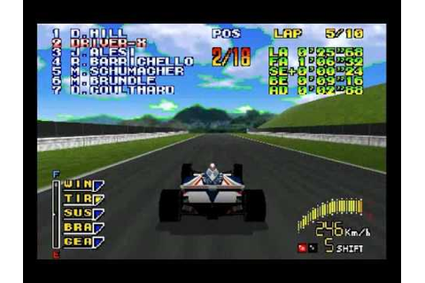 F1 Pole Position 64 - Brazil (Interlagos) - YouTube