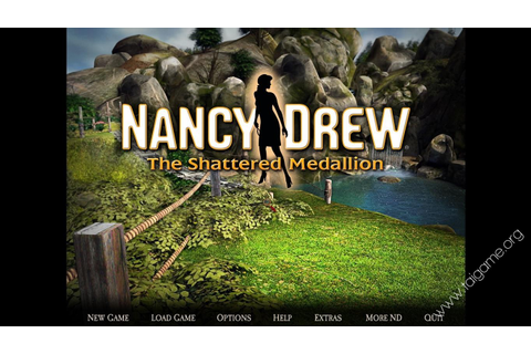 Nancy Drew: The Shattered Medallion - Download Free Full ...