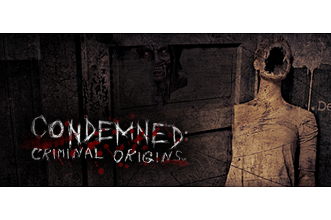 Steam Community :: Condemned: Criminal Origins