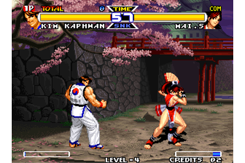 Real Bout Fatal Fury Special Game Review | Neo Geo CD