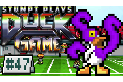 Duck Game - #47 - CORRUPT-A-DUCK! - YouTube