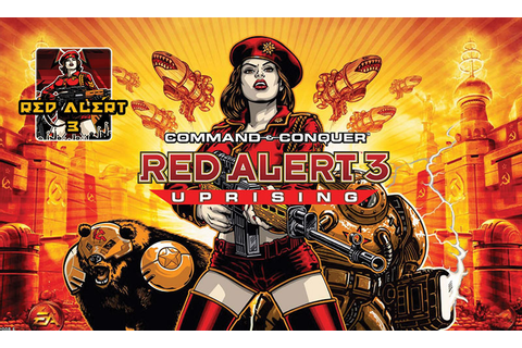 Command & Conquer: Red Alert 3 Uprising PC Game Free ...