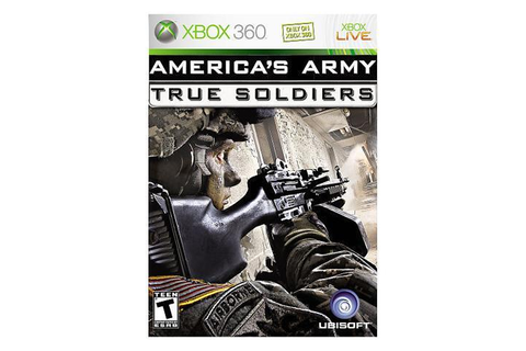 America's Army: True Soldiers Xbox 360 Game - Newegg.com