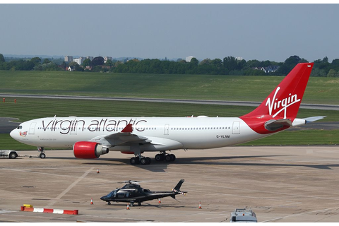 Virgin Atlantic Fleet Airbus A330-200 Details and Pictures ...