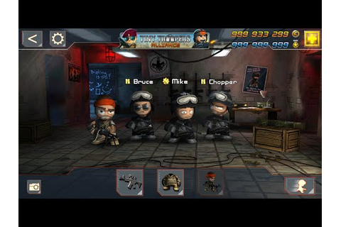 Video Games Tiny Trooper 2 Hack All Version - YouTube