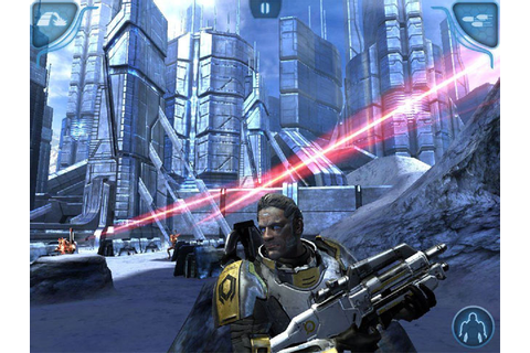 Mass Effect Infiltrator Game Arriving On iOS Devices