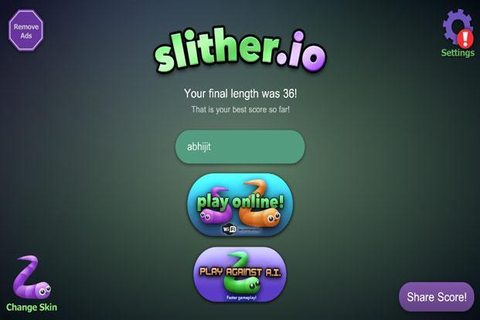 Game review: Slither.io is a blast from the past - Livemint