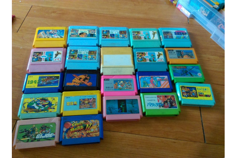 FC, GB etc Games for Sale (updated 4/8/17) Abadox, 8 Eyes ...