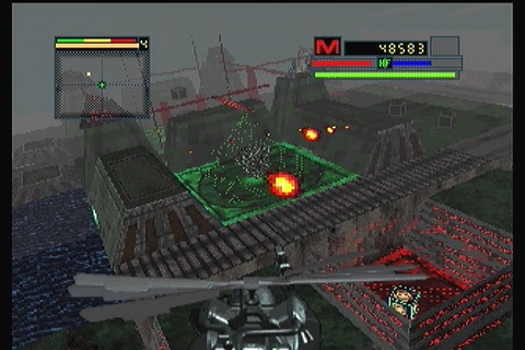 Blade Force Screenshots for 3DO - MobyGames