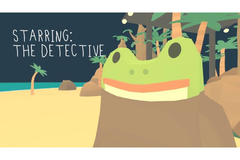 The Haunted Island, a Frog Detective Game Review ...