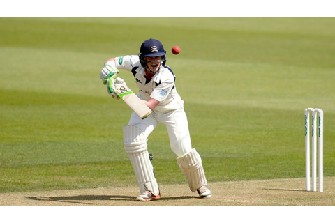 County Championship: Middlesex's Nick Gubbins hits double ...