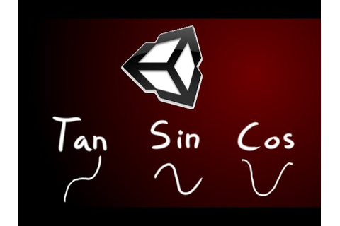 3D Games and Trigonometry - Tan, Sin and Cos - YouTube