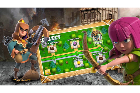 Clash of Clans | Download & Play For Free | Play CoC On PC ...
