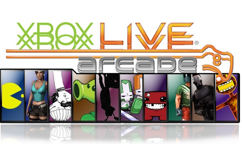 All North American Release Xbox 360 Live Arcade Games