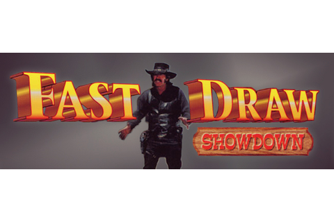 Fast Draw Showdown (Arcade) | FMV World