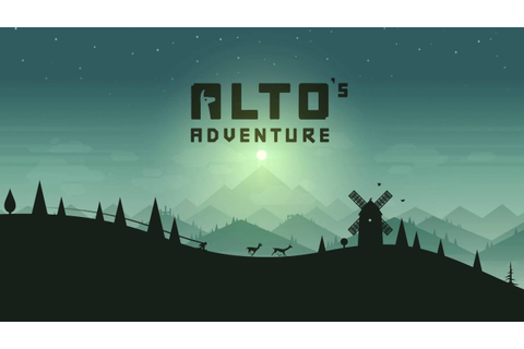 Alto's Adventure - Zen Mode Soundtrack (OST) - YouTube