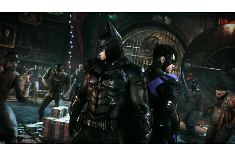 Batman Arkham Knight Free Crime Fighter Challenge Pack #6 ...