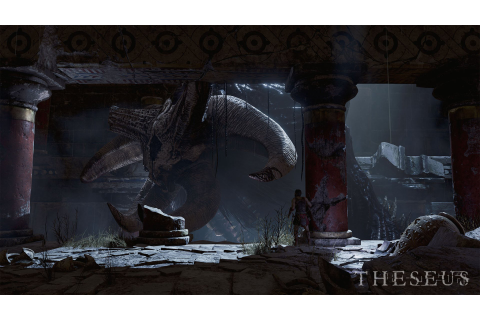 Theseus (PS4 / PlayStation 4) News, Reviews, Trailer ...