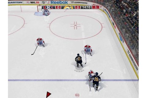 NHL 09 Download Free Full Game | Speed-New