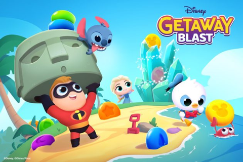 "E3 2019: Gameloft Unveils Closer Looks at ""Disney Getaway ..."