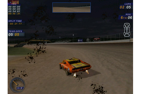 Dirt Track Racing 2 - Full Game | The Gamers