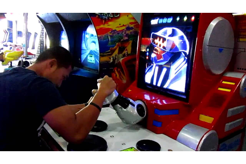 Arm Wrestling Robot, Max Level - YouTube