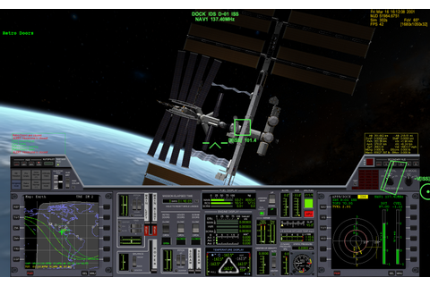 Orbiter Space Flight Simulator on GNU/Linux HOW-TO
