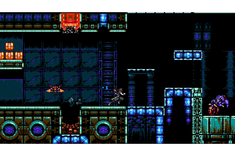 Cyber Shadow Expertly Blends the Matrix and Ninja Gaiden