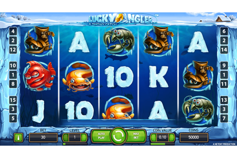 Lucky Angler Slot Review - Free Play & Download | February ...
