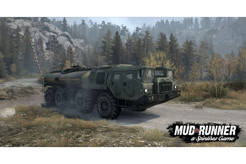 Spintires: MudRunner - Introducing the E-7310 - MudRunner ...