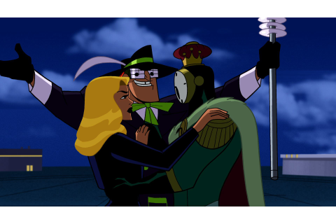 I'm the Music Meister | Batman: the Brave and the Bold ...