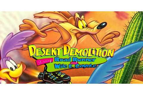 Desert Demolition Download Game | GameFabrique
